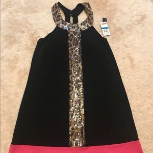 Baby Phat cocktail dress.